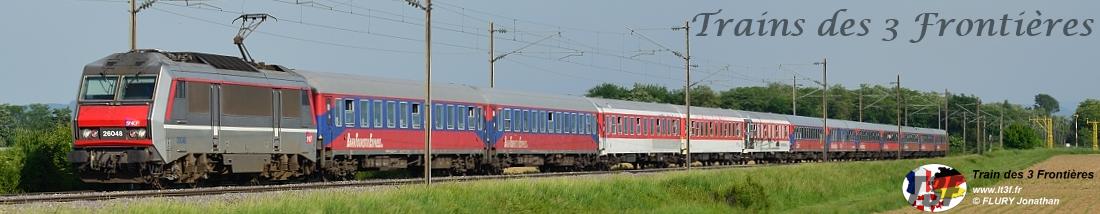 Trains des 3 Frontières